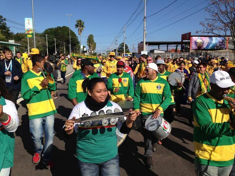 72184a7ce2 Nota da cobertura do evento G1 - Copa em Porto Alegre