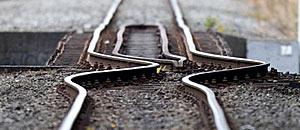 Terremoto torce até os trilhos de trem em cidade da Nova Zelândia (Ag. AFP)