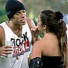 Maria e Mauricio brigam; Daniel aparta com grito (BBB)