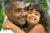 Romário se declara no Dia da Síndrome de Down: 'Ivy deu outro sentido à vida' (Reprodução)