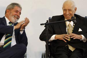 Ex-vice-presidente José Alencar morre em SP aos 79 anos (Ayrton Vignola / Agência Estado)
