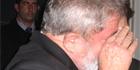 Em Portugal, Lula chora ao falar da morte (Natasha Bin/ G1)