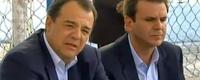 Governador dá coletiva; acompanhe (Reprodução/TV Globo)