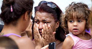Ex-aluno mata 10 a tiros em escola na Zona Oeste do Rio (AP)