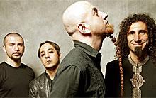 System Of A Down anuncia show em SP antes da apresentação no Rock in Rio (Divulgação)