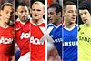 Liga: em vantagem, Manchester decide vaga  nas semi com o Chelsea  (Montagem Globoesporte.com)