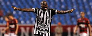 Ceará vence o Fla no Engenhão e joga em casa com vantagem (AG. O Globo)