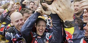 Em GP emocionante, Vettel vence pela quinta vez no ano (Reuters)