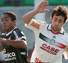 Palmeiras vira sobre o Timão e vence clássico (Agência / Ag. Estado)