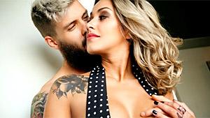 Dani Bolina e marido voltam em fotos inéditas e mais quentes ao Paparazzo (Patricia Prado)
