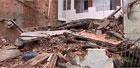 Prédio desaba na BA e deixa soterrados (Imagens/ TV Bahia)
