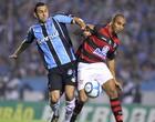 Grêmio x Flamengo Deivid (Foto: Lucas Uebel / VIPCOMM)