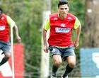 Treino do Flamengo - Ronaldo Angelim