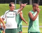 Muricy aposta em um Carioca equilibrado (Wallace Teixeira / Photocamera)