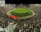 Confira a megafoto histórica do tri do Peixe na Libertadores (Marcio Rodrigues e Claudio Paschoa - megafoto.org)