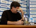 Renato Gaúcho se emociona e confirma despedida do Tricolor (Wesley Santos/Pressdigital)