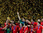 Veja imagens da final da Copa do Mundo de 2010 (Getty Images)