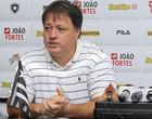 Dirigente: demissão de Caio Jr. visa a dar choque no elenco (Fábio Castro / Divulgação Agif)