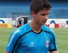 Everaldo do Grêmio (Foto: Diego Guichard)