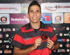 Campinense confirma novo atacante (Magnus Menezes / Jornal da Paraíba)
