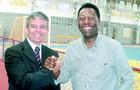 Ex-carrasco de Pelé, hoje sobrevive graças à ajuda do craque (Divulgação / Jabaquara A.C)