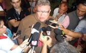 médico clóvis munhoz ricardo gomes vasco (Foto: Gustavo Rotstein / Globoesporte.com)