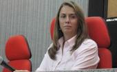 patricia amorim  flamengo entrevista coletiva (Foto: Rafael Cavalieri/Globoesporte.com)