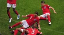 Inglaterra bate Argentina nos pênaltis e pega a Alemanha (Getty Images)