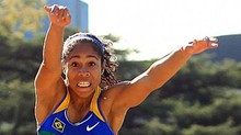 Gisele Lima de Oliveira atletismo (Foto: Wagner Carmo / CBAt)