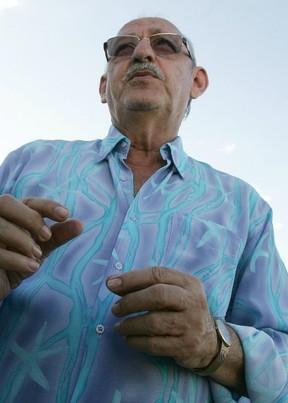 Luiz Torquato, presidente do COnselho Deliberativo do Guarany de Sobral (Foto: Kiko Silva / Agência Diário)