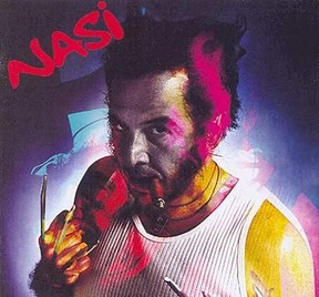 Nasi como Wolverine em seu CD de 2006 (Foto: Divulga&#231;&#227;o)