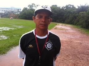 Iane Flores está na corda Bamba (Foto: Adeilson Albuquerque/Globoesporte.com)