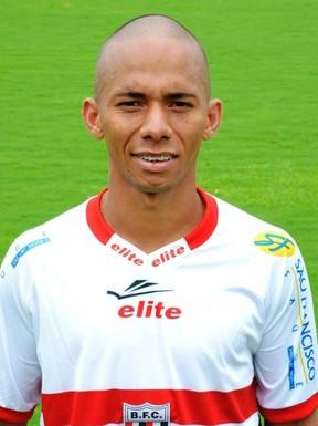 Paulinho, ex-lateral do Botafogo-SP (Foto: Divulgação / Botafogo FC)