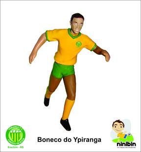 Boneco estará disponível por R$ 49,90 (Foto: Ypiranga-RS/Divulgação)