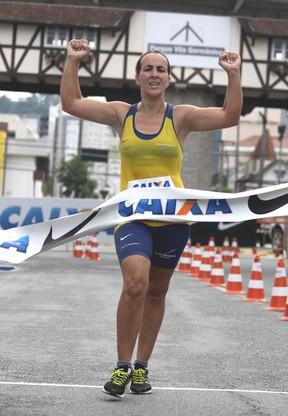 Tânia Regina Spindler marcha (Foto: André Schroeder/CBAt)