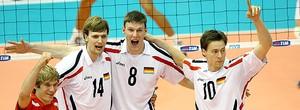 Alemanha comemoração vôlei Mundial