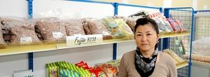 Com aroma de feijão, Hamamatsu  se prepara para receber a seleção (Mariana Kneipp / Globoesporte.com)