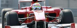 Massa no treino da F1 em Abu Dhabi