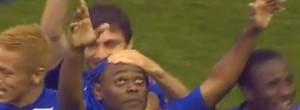 CSKA x Anzhi vagner love (Foto: Reprodução/Youtube)