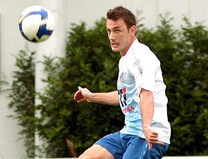 george lucas, treino do santos (Foto: Site Oficial)