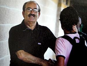 Aurélio Pereira, olheiro do Sporting. (Foto: Offside)