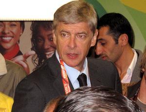 Arsene Wenger, técnico do Arsenal