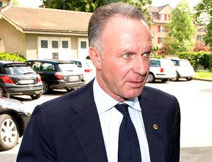 Rummenigge ex jogador da Alemanha (Foto: AP)
