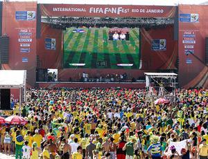 torcida Fan Fest (Foto: Getty Images)