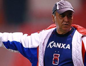 Marcelo Oliveira técnico araná Clube