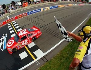 Pablo Montoya vence prova da Nascar em Watkins Glen (Foto: Getty Images)
