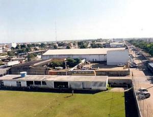 sede do  linhares FC