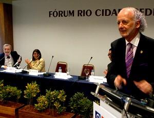 Marco Aurélio Klein no Fórum Rio Cidade Sede
