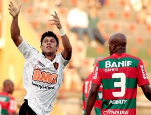 Ciro gol Sport x Portuguesa