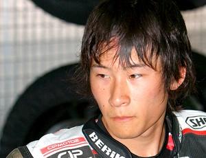 Shoya Tomizawa, japonês. Moto 2